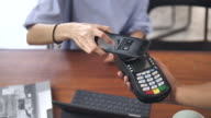 Paying through smartphone using NFC technology, Contactless payment