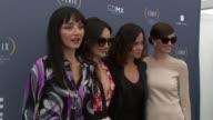 Paz Vega Alice Braga Maria De Medeiros Ana de la Reguera and Ricardo Giraldo launch the Fenix Film Awards at Celebrity Sightings in Cannes on May 16...