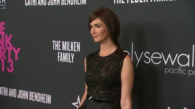 Paz Vega at Elyse Walker Presents The Pink Party¨ 2013 Hosted By Anne Hathaway To Benefit The Women's Cancer Program at CedarsSinai's Samuel Oschin...