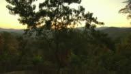 Peaceful Blue Ridge Mountain Landscape