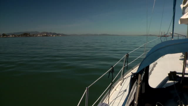 Peaceful Sailing in San Francisco