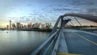 Pedestrian Bridge, Brisbane, Australia