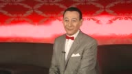 Pee Wee Herman on what aspect of the show he's most excited about at the 'The PeeWee Herman Show' Junket at Los Angeles CA