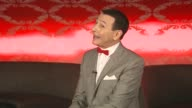 Pee Wee Herman on what fans can expect from the production at the 'The PeeWee Herman Show' Junket at Los Angeles CA