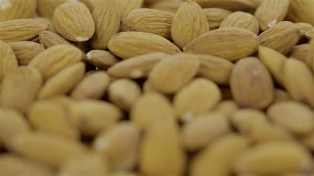 Peeled Almond -  4K video