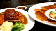 Peking eend Chinees eten