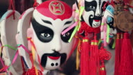 CU Peking Opera masks/xian,shaanxi,China