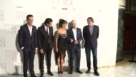Penelope Cruz anda Julio Medem attend 'MaMa' charity premier on Septiembre 9 2015 in Madrid Spain