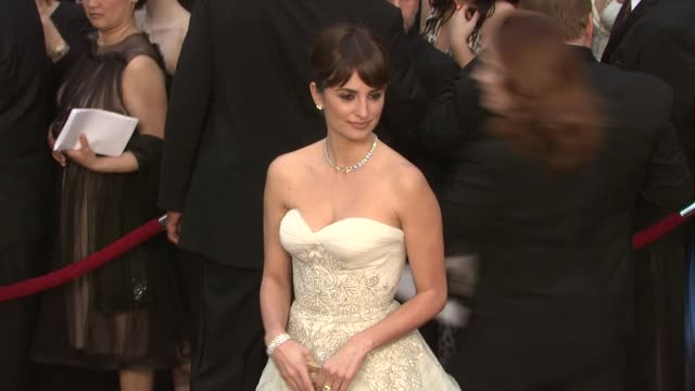Penelope Cruz at the 81st Academy Awards Arrivals Part 7 at Los Angeles CA