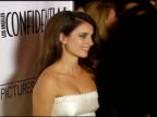 Penelope Cruz at the LA Confidential 2007 PreGolden Globes Party Honoring Penelope Cruz at the Whiskey Blue at W Hotel in Los Angeles California on...