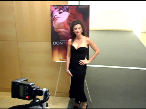 Penelope Cruz at the Special Screening of 'Don't Move' at Clarity Screening Room in Beverly Hills California on March 13 2005