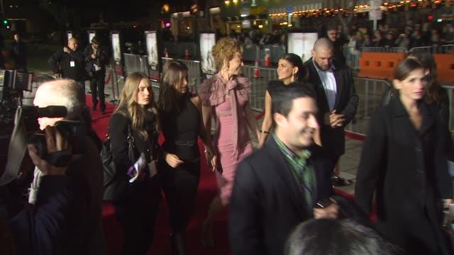 Penelope Cruz Nicole Kidman and Stacy 'Fergie' Ferguson at the 'Nine' Special Screening at Westwood CA