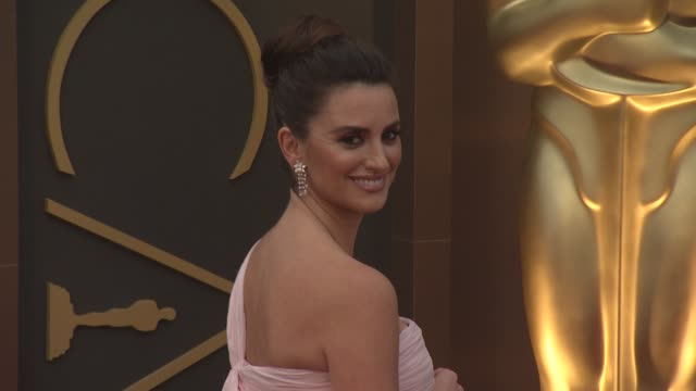 Penélope Cruz 86th Annual Academy Awards Arrivals at Hollywood Highland Center on March 02 2014 in Hollywood California