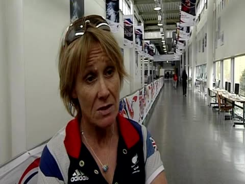 Penny Briscoe Paralympics GB Performance Director discusses Paralympics Team GB's medal hopes for the Paralympic Games