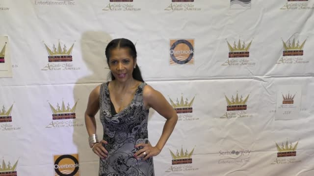 Penny Johnson Jerald at the 42nd Little Miss African American Scholarship Pageant Arrivals on August 13 2017 in Los Angeles California