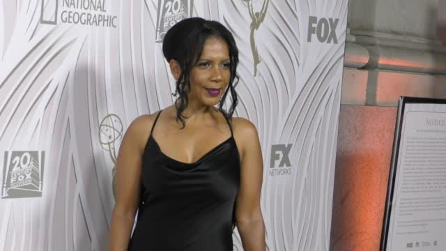 Penny Johnson Jerald at The Fox Primetime Emmy Awards After Party on September 17 2017 in Los Angeles California