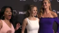 Penny Johnson Jerald Halston Sage Adrianne Palicki at The Paley Center For Media's 11th Annual PaleyFest Fall TV Preview of 'The Orville' on...