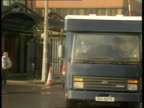 Susan Christie sentence increased NAF IRELAND Belfast MS Prison van bringing Susan Christie to appeal court for Attorney Generals appeal against...