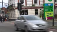Pensioner injured in Finchley Road pub fight ENGLAND London Swiss Cottage EXT Various general views of the North Star public house
