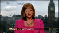 IMF warning over rising UK life expectancy ENGLAND London GIR INT Doctor Ros Alrmann 2 WAY interview from Westminster SOT