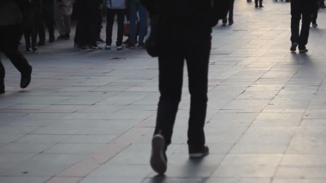 Persone a piedi