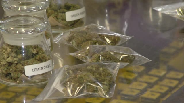 KTXL People Buying Marijuana at A Medical Dispensary in Sacramento