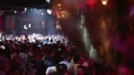People Dancing at a Nightclub