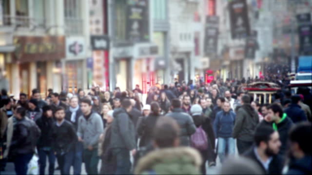 HD : People in Istanbul