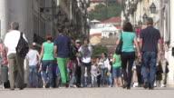 People in Lisbon