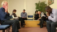 People sat in waiting room - Doctor, Hospital, dentist DOLLY