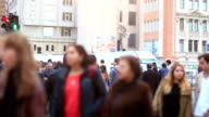 HD: People Walking