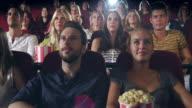 Persone guardare film