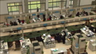 HA WS ZO People working in office/ Suzhou, China