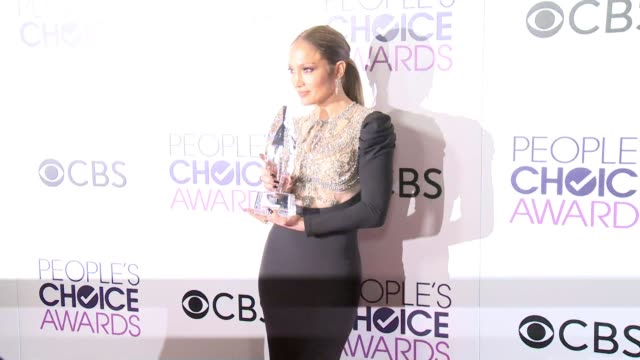 CHYRON People's Choice Awards 2017 in Los Angeles CA