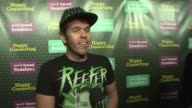 INTERVIEW Perez Hilton on his favorite Pharrell Williams song to be Rockstar and Happy at Sprint Sound Sessions Arrivals at Webster Hall on April 29...
