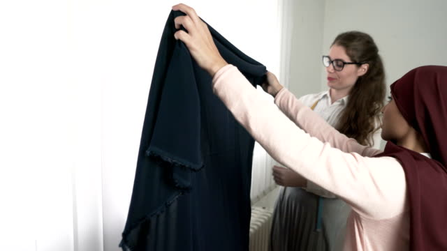 Perfect Fabric For A New Hijab