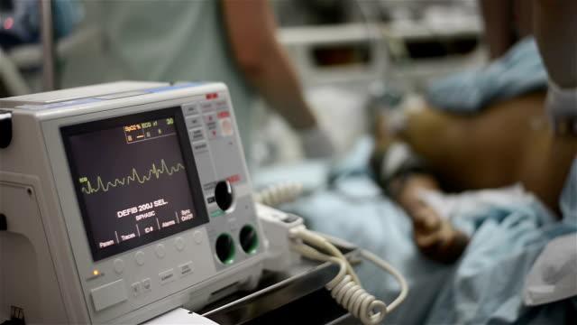 Perform Cardiopulmonary resuscitation in ICU