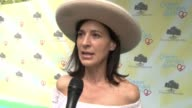 INTERVIEW Perrey Reeves on why she came out to support Children Mending Hearts today at the Children Mending Hearts 9th Annual Empathy Rocks on June...
