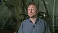 London Greenwich Brendan Owens interview SOT
