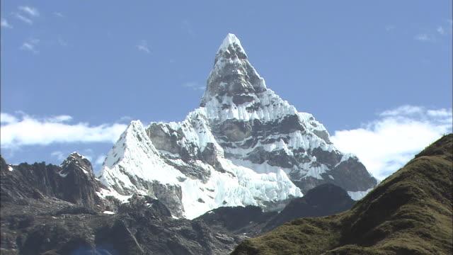 Peru Andes Chacraraju East Peak