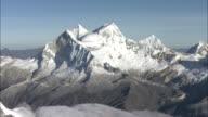 Peru Andes Huandoy