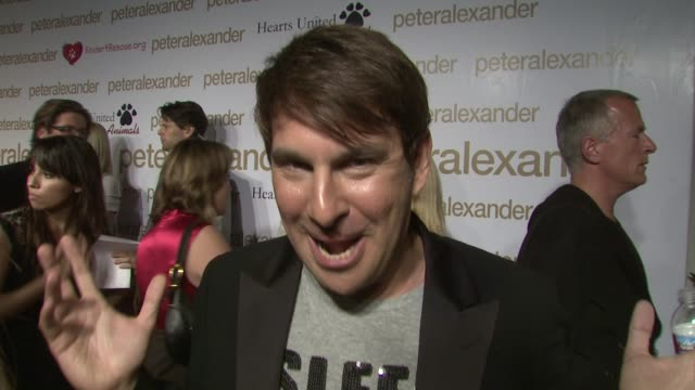 Peter Alexander on the excitement of opening his first flagship store teaming up with Katherine Heigl why he loves the stores Robertson location at...