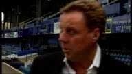 Peter Crouch Redknapp interview SOT Aim for next season is to win a cup competition and finish as high as possible in league/If get another two or...