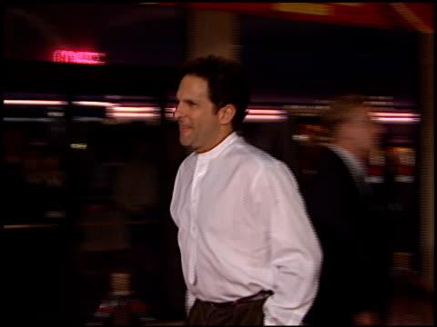 Peter Guber at the 'Money Train' Premiere on November 12 1995