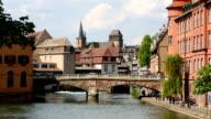 Petite France in Strasbourg, Time Lapse