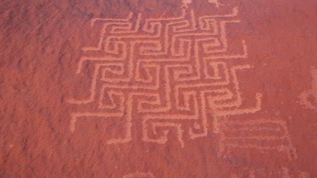 Petroglyphs, Arizona