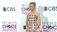 Peyton List at the People's Choice Awards 2017 at Microsoft Theater on January 18 2017 in Los Angeles California