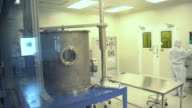 Pharmaceutical machinery for medicine production