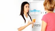 Pharmacist  woman portrait