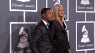 Pharrell Williams at The 55th Annual GRAMMY Awards Arrivals in Los Angeles CA on 2/10/13
